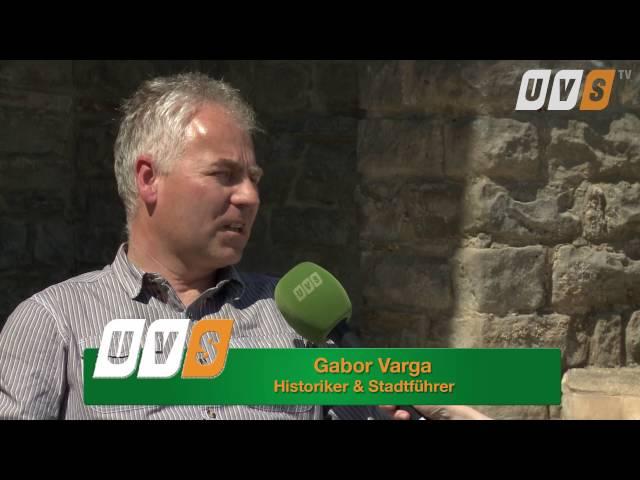 UvS-TV, Reisebericht, Westungarische Bäderstraße, Bad Hévíz