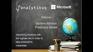 Webinar: Predict the students most likely to leave your school (en Español)