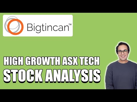 Is BIGTINCAN (ASX: BTH) a buy? | Stock Analysis | High Growth stock