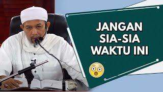 Video Jangan Sia-Sia Waktu Di Antara Maghrib & Isya' | Syeikh Zaini Hj Ahmad MP3, 3GP, MP4, WEBM, AVI, FLV Juni 2019