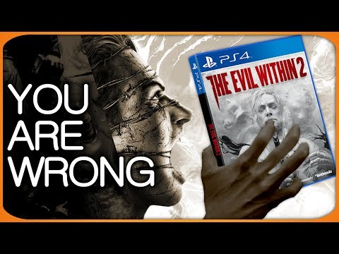 You Are Wrong About The Evil Within 2 [1 of 3]