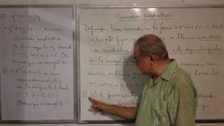 Algebra Intermedia - Lección 32 - B (la Ecuación Cuadrática Incompleta O Pura)