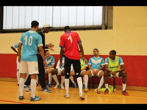 Créteil futsal(1) 7-2 La courneuve (J6 - Champ.dh)