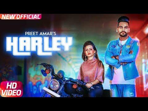 Harley Punjabi video song