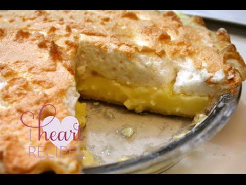 Lemon Meringue Pie Recipe – I Heart Recipes
