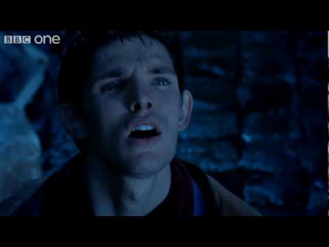The Great Dragon Attacks - Merlin - Series 2 Ep 13 Preview - BBC One