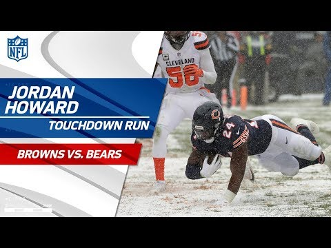 Video: Trubisky Leads Impressive Drive Capped Off by Howards TD Blast! | Browns vs. Bears | NFL Wk 16