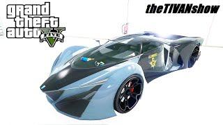 NEW GTA 5 DLC by MAXTORQUE87 - W/ TIVAN - OPEN LOBBIES - ALL NIGHT LIVE STREAM - PS4 by theTIVANshow