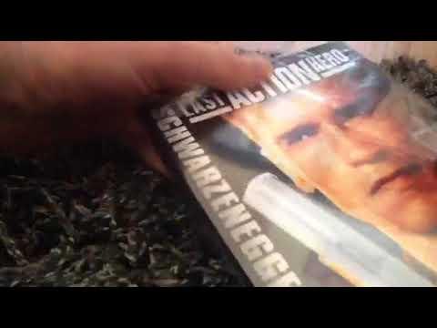 Unboxing Last Action Hero DVD