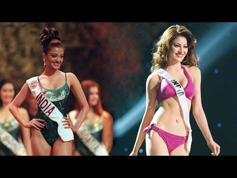 Aishwarya | Urvashi - Top Bollywood Actresses Who Won Miss World | Miss Universe ??