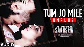 TUM JO MILE UNPLUGGED Audio Song SAANSEIN Rajneesh Sonarika