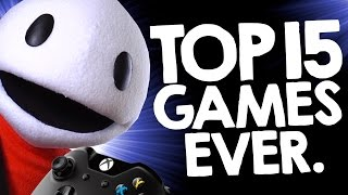 TOP 15 FAVORITE GAMES | Puppet Love!!