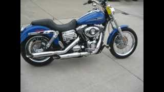 7. 2007 HARLEY FXDL DYNA LOW RIDER $6600 FOR SALE WWW.RACERSEDGE411.COM