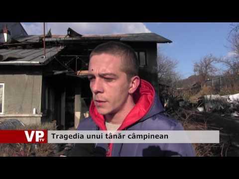 Tragedia unui tânăr câmpinean