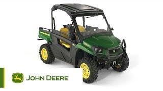 1. John Deere - Gator - XUV590M