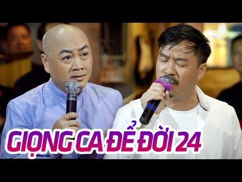 GIỌNG CA ĐỂ ĐỜI 24 - Liên Khúc Nhạc Vàng Bolero Hay Nhất 2018 | Trộm Nhìn Nhau - Thời lượng: 1:04:45.