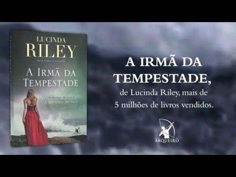 Book trailer A irmã da tempestade
