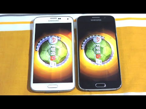 Descargar SAMSUNG GALAXY S6 VS SAMSUNG GALAXY S5 OPENING APPS SPEED TEST para Celular  #Android