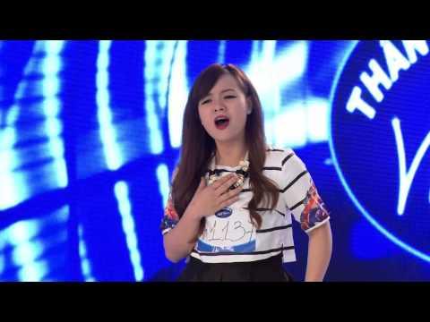 Vietnam Idol 2015 - Tập 4 - Trốn tình - Nhật Trang