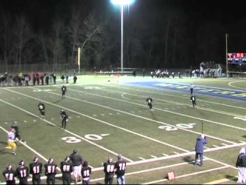Tyler Matakevich 2010 High School Highlights video.