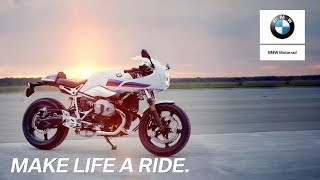 9. IN THE SPOTLIGHT: The new BMW R nineT Racer