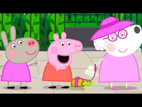 Peppa Pig Official Channel   Peppa Pig's Holiday in Paris with Delphine Donkey