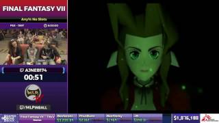 Video Final Fantasy VII by ajneb174 in 7:48:04 - SGDQ2017 - Part 125 MP3, 3GP, MP4, WEBM, AVI, FLV Juni 2019