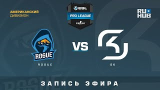 Rogue vs SK - ESL Pro League S7 NA - de_overpass [Enkanis, GodMint]