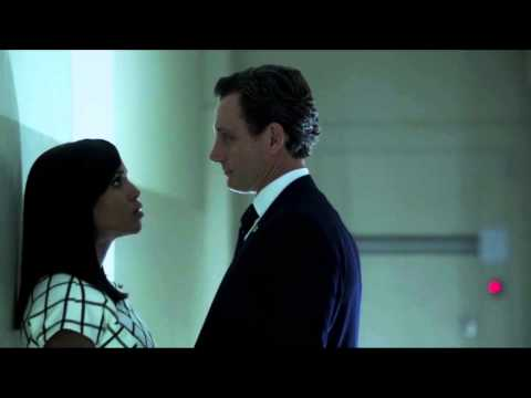 """Scandal 4x08   Olivia & Fitz """"Kiss me, you know you want to"""""""