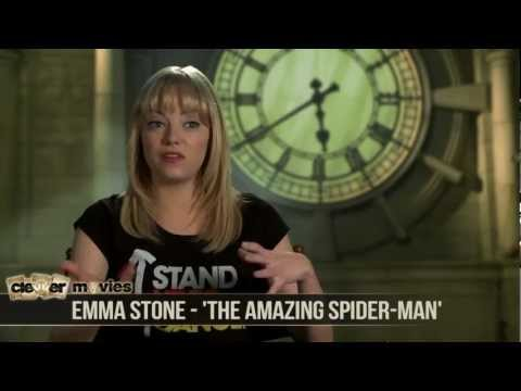 the amazing spiderman film trailer july 2012