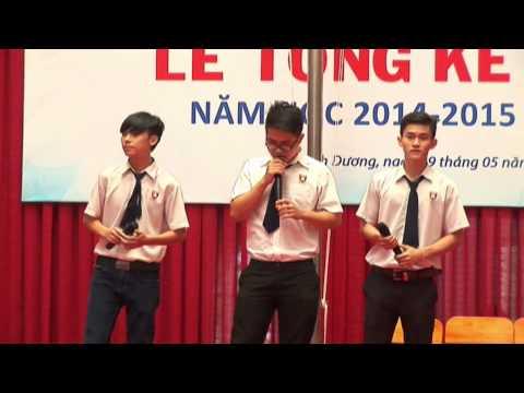 [VIET ANH SCHOOL] - LỄ TỔNG KẾT NĂM HỌC 2014 - 2015 - TẠM BIỆT TUỔI HỌC TRÒ