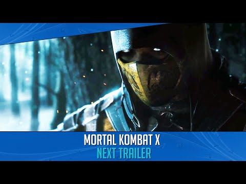 Mortal Kombat X Next Trailer