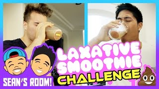 Video Laxative Smoothie! (Sean's Room) MP3, 3GP, MP4, WEBM, AVI, FLV September 2018