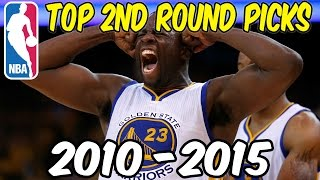 TOP 5 NBA SECOND Round Picks In The LAST 5 Years!