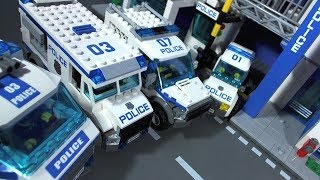 Video LEGO Police Stations Movie. MP3, 3GP, MP4, WEBM, AVI, FLV September 2018