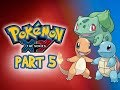 Pokemon X and Y Gameplay Walkthrough Part 5 - KANTO STARTERS! (3DS Let's Play Commentary)