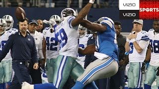 Lions vs. Cowboys [WAS IT PASS INTERFERENCE?]