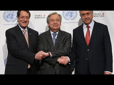 Κυπριακό: Τελευταία πράξη της Διάσκεψης με Γκουτέρες;