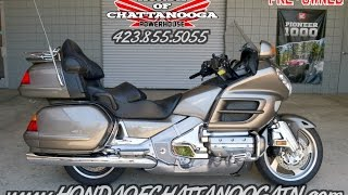 8. Used 2004 Honda Gold Wing For Sale - TN / GA / AL area Pre-Owned Motorcycles @ Honda of Chattanooga