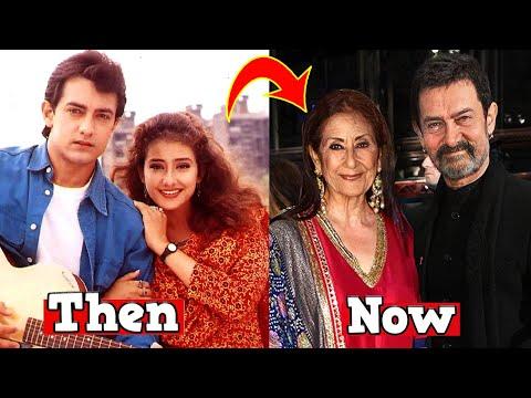 Bollywood top 5 Aamir khan and Manisha koirala Jodi's then and now Biography