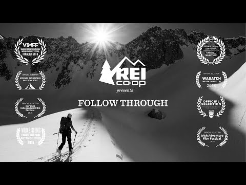 REI Presents: Follow Through (видео)