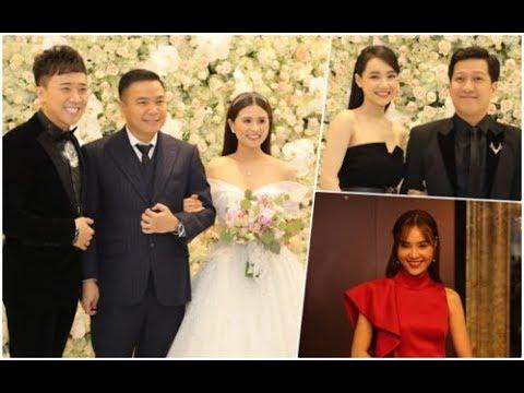 Trấn Thành và dàn sao khủng quậy tưng bừng đám cưới đạo diễn Nhất Trung - Thời lượng: 25:26.
