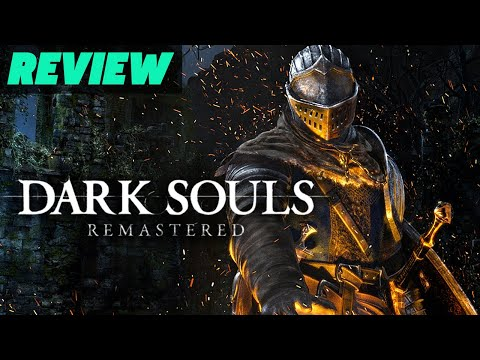 Dark Souls Remastered Switch Review