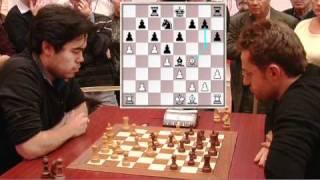 2010 World Blitz Championship - Nakamura Vs. Aronian