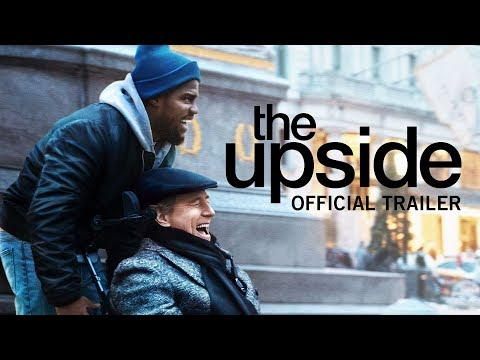 The Upside | Official Trailer [HD] | Now In Theaters