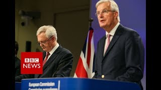 UK must clarify position on a financial settlement for #brexit says EU chief negotiator Michel Barnier Please subscribe HERE http://bit.ly/1rbfUogWorld In Pictures https://www.youtube.com/playlist?list=PLS3XGZxi7cBX37n4R0UGJN-TLiQOm7ZTPBig Hitters https://www.youtube.com/playlist?list=PLS3XGZxi7cBUME-LUrFkDwFmiEc3jwMXPJust Good News https://www.youtube.com/playlist?list=PLS3XGZxi7cBUsYo_P26cjihXLN-k3w246