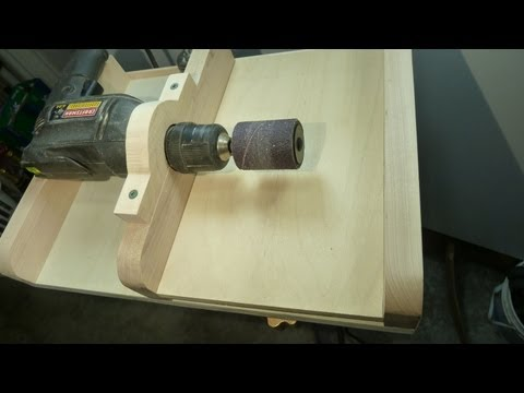 Mop Sander Woodworking