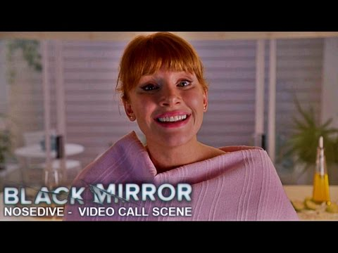 Black Mirror | Nosedive - Video Call