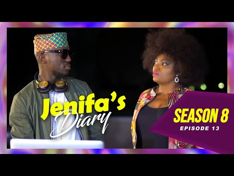 Jenifa's Diary S8EP13 - DJ JENIFA   (JENIFA In LONDON)