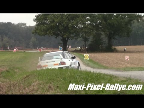 Finale des Rallyes 2016 - BIG Flat-Out [HD]